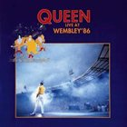 QUEEN Live At Wembley '86 album cover