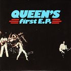 QUEEN Queen's First EP album cover