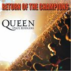 QUEEN Return Of The Champions album cover