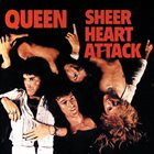 QUEEN Sheer Heart Attack album cover