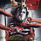 QUIET RIOT Condition Critical Album Cover