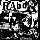 RABID Bloody Road To Glory album cover