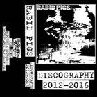RABID PIGS Discography 2012-2016  album cover