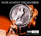 RAGE AGAINST THE MACHINE Sleep Now in the Fire EP album cover