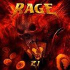 RAGE 21 album cover
