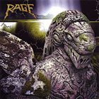 RAGE End of All Days album cover