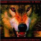 RAGE In Vain album cover