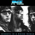 RAGE Secrets in a Weird World album cover