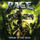 RAGE Speak of the Dead album cover