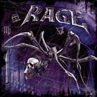 RAGE Strings to a Web album cover