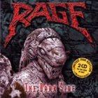 RAGE The Dark Side album cover