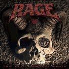 RAGE The Devil Strikes Again album cover
