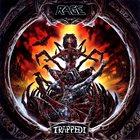 RAGE Trapped! album cover