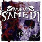 RAGE OF SAMEDI Demo album cover