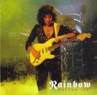 RAINBOW Boston 1981 album cover