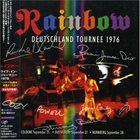 RAINBOW Deutschland Tournee 1976 album cover