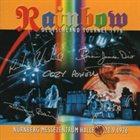 RAINBOW Deutschland Tournee 1976: Nurnberg Messezentrum Halle, 28.9.1976 album cover