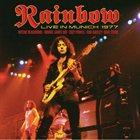 RAINBOW Live in Munich 1977 album cover