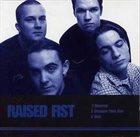 RAISED FIST Raised Fist / 59 Times The Pain album cover