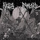 RAMLORD Krieg / Ramlord album cover