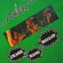 RAVEN Crash, Bang, Wallop album cover