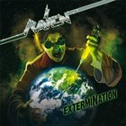 RAVEN ExtermiNation album cover