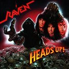 RAVEN Heads Up! album cover