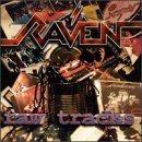 RAVEN Raw Tracks album cover
