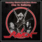 RAVEN Screaming Murder Death From Above: Live In Aalborg album cover