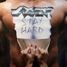 RAVEN Stay Hard album cover