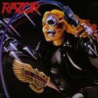 RAZOR — Evil Invaders album cover
