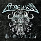 REBELLION The Clans Are Marching album cover