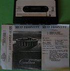 RED HARVEST Occultica album cover
