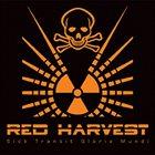 RED HARVEST Sick Transit Gloria Mundi album cover