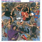 RED HOT CHILI PEPPERS Freaky Styley album cover