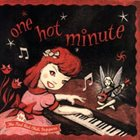 RED HOT CHILI PEPPERS One Hot Minute album cover