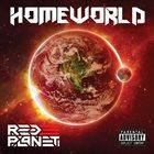 RED PLANET Homeworld album cover