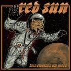 RED SUN Werewolves On Mars album cover