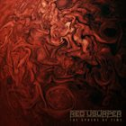 RED USURPER The Sphere Of Time album cover