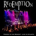 REDEMPTION Frozen In The Moment: Live In Atlanta album cover