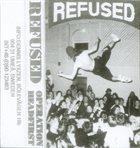 REFUSED Operation Headfirst album cover