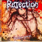 REJECTION Hollow Prays album cover
