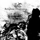 RELIGIOUS OBSERVANCE Boiling Excrement album cover