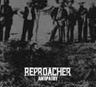 REPROACHER Antipathy album cover