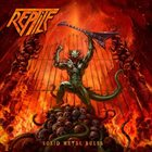 REPTILE Solid Metal Rules album cover