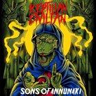 REPTILIAN CIVILIAN Sons Of Annunaki album cover