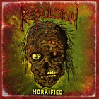 REPULSION Horrified Album Cover