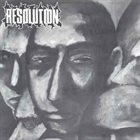 RESOLUTION Resolution album cover
