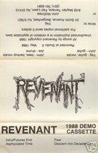 REVENANT (NJ) Asphyxiated Time album cover