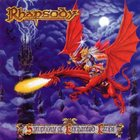 RHAPSODY OF FIRE — Symphony Of Enchanted Lands album cover